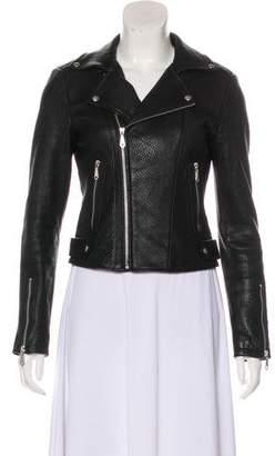 Rebecca Minkoff Leather Moto Jacket