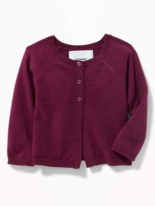 Old Navy Button-Front Cardi for Baby
