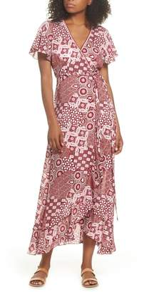 Poupette ST BARTH St. Barth Joe Cover-Up Maxi Dress