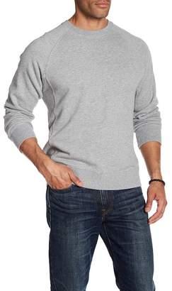 Frame Raglan Crew Pullover Sweatshirt