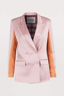 Each X Other Two-tone blazer