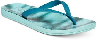 Reef Escape Lux Tie-Dye Flip-Flop Sandals Women's Shoes