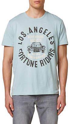 Esprit Graphic Cotton T-Shirt