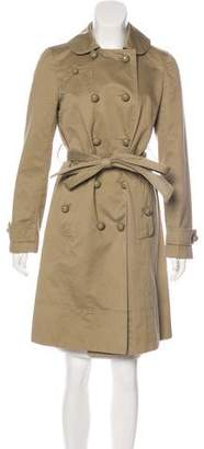 Marc Jacobs Knee-Length Trench Coat
