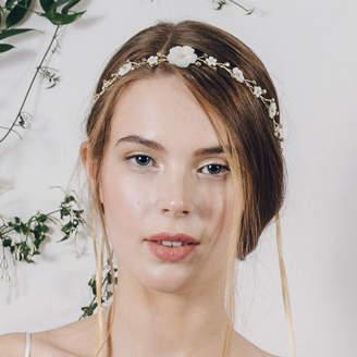 Carlisle Debbie Boho Flower Crown Wedding Headband Loretta