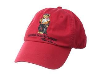 Polo Ralph Lauren Novelty Bear Cotton Chino Hat