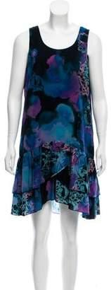See by Chloe Sleeveless Printed Dress