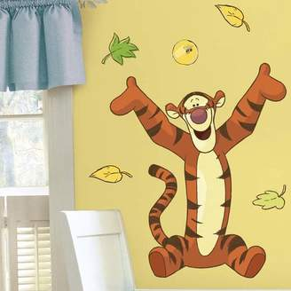 Room Mates Winnie the Pooh Tigger Giant Wall Decal