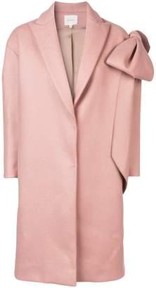 DELPOZO classic single-breasted coat