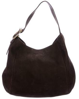 Gucci Ribot Horse-Heads Hobo