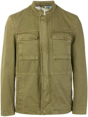 Etro embellished elephant military jacket