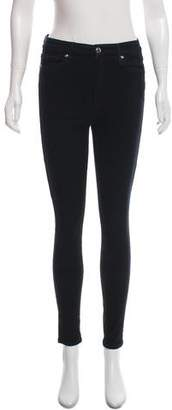 Good American Mid-Rise Skinny Jeans