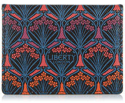 Liberty London Logo Travel Card Holder - Dawn