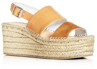 Rag & Bone Women's Edie Espadrille Wedge Sandals