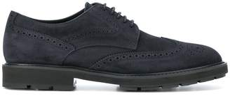 Tod's punch detail brogues