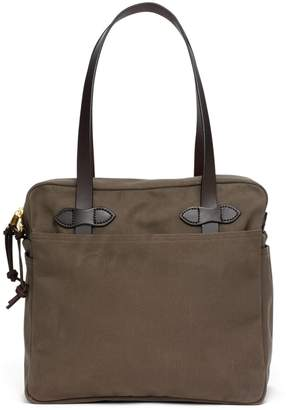 Brooks Brothers Filson Medium Zippered Tote Bag