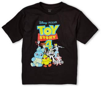 story. Freeze Kids (Boys 4-7) Black Toy 4 Tee