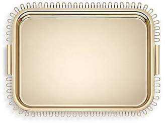 Kate Spade Keaton Street Goldplated Tray