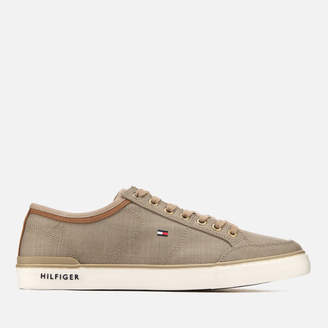 Tommy Hilfiger Men's Core Material Mix Trainers