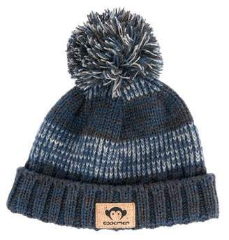 Appaman Fine Tailoring Boys' Striped Knit Beanie
