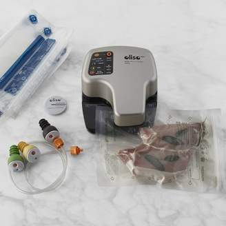 Williams-Sonoma Williams Sonoma Oliso Pro VS95A Smart Vacuum Sealer Starter Kit