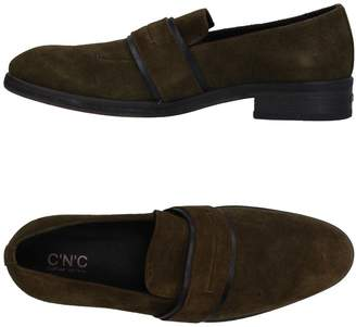 CNC Costume National Loafers