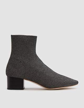 Loeffler Randall Carter Knit Boot in Black