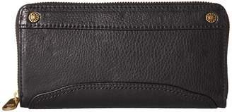 The Sak Tahoe Zip Around Wallet Wallet Handbags