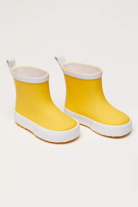 H&M Rubber Boots - Yellow