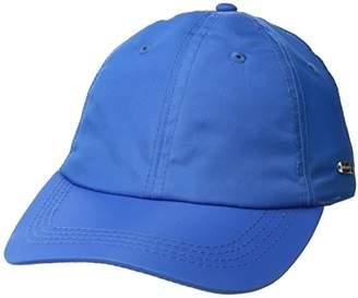 Steve Madden Women's Solid Soft Nylon Baseball Cap