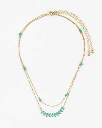 Le Château Set of Two Beaded Necklaces