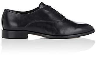 Barneys New York Women's Leather Oxfords - Black