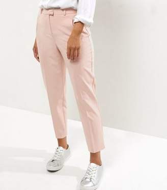New Look Mid Pink Slim Leg Trousers
