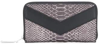 Diesel textured wallet
