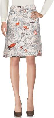 Schumacher DOROTHEE Knee length skirts