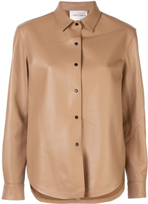Carmen March CARMEN MARCH FW19LT34818 caramel Furs & Skins->Calf Leather