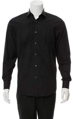 Ralph Lauren Black Label French Cuff Button-Up Shirt