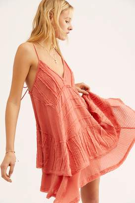 The Endless Summer At First Glance Mini Dress