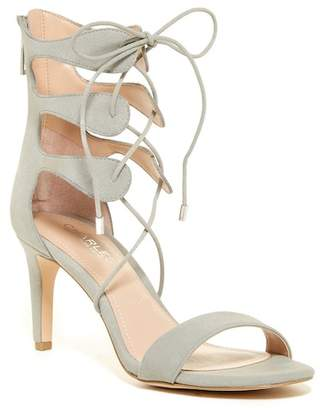 Charles by Charles David Zone Lace-Up Heeled Sandal