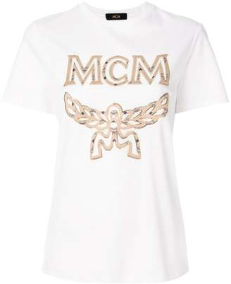 1e50830e MCM White Women's Tees And Tshirts - ShopStyle