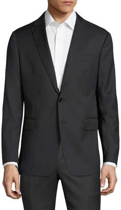 John Varvatos Chad Wool Notch Lapel 2-Button Sportcoat
