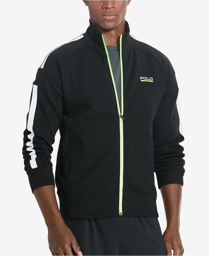Polo Sport Men's Full-Zip Track Jacket
