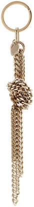 Nina Ricci Knotted Chain Keychain