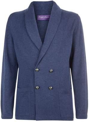 Ralph Lauren Purple Label Cashmere Shawl Cardigan