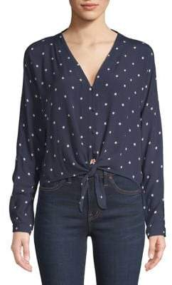 Rails Sloane Polka Dot Shirt