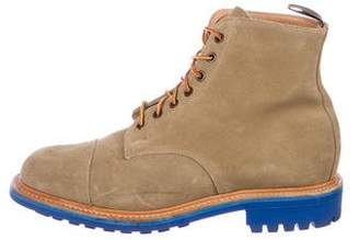Mark McNairy New Amsterdam Suede Hiking Boots