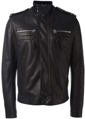 Lanvin classic leather jacket