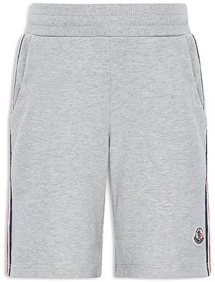 Moncler Boys' Flag Stripes Track Shorts - Big Kid