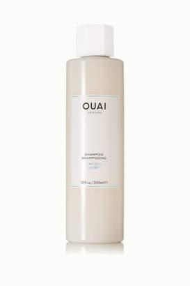 Ouai Haircare - Smooth Shampoo, 300ml - Colorless $28 thestylecure.com