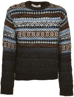 Marni Fairisle Sweater